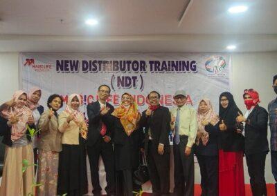 Leaders Meeting Magiclife Medan Februari 2021