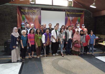 Acara NDT Magiclife di Kota Bandung