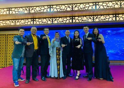 Acara Gala Dinner Kudus Jawa Tengah