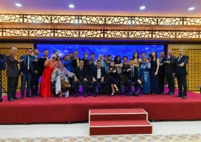 Acara Gala Dinner Magiclife di Kudus Jawa Tengah