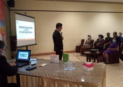 Presentasi Bisnis E-Commerce Magiclife di Lampung